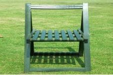 军用折叠椅